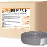 NOVAREP FB-H - Polymermodifiziertes Bitumen Fugenband