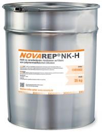 NOVAREP NK-H - Heiss zu verarbeitender Nahtkleber auf Basis von polymermodifiziertem Bitumen