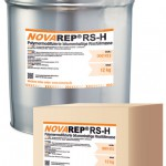 NOVAREP RS-H - Polymermodifizierte bitumenhaltige Rissvergußmasse