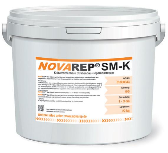 Produktinformation NOVAREP KM-L Spezial Winter-Kaltmischgut